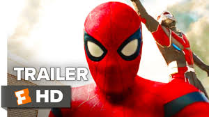 spider man homecoming international trailer 2 2017