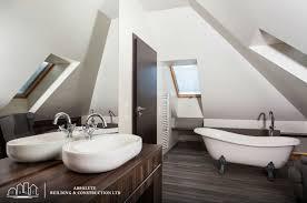 Bathroom In Loft Conversion Loft Conversions Building Contractors In London