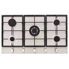 900mm Gas Cooktop Technika Collection Cooktops