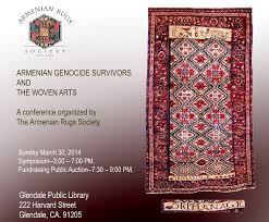 armenian rugs society to host conference asbarez com