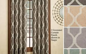 remarkable ideas flowing window treatment for french patio door