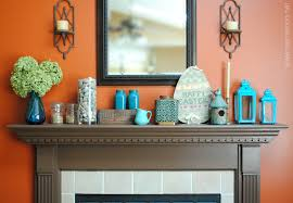 Blue And Brown Home Decor by Turquoise And Brown Living Room Ideas White U Shaped Fabric Comfy