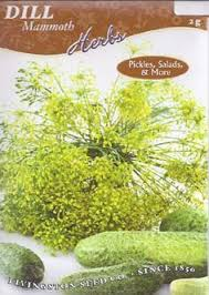 cheap seed packets buy 2017 livingston herb seeds discount herb garden seed packets