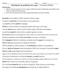 Preterite Worksheet Category Language Coaching By Lenord