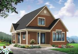 House Plans Small Lot Narrow Lot House Plans U0026 Small Unique Home Floorplans By Thd