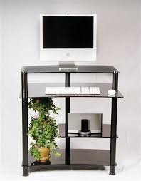 Black Computer Desk Best 25 Black Glass Computer Desk Ideas On Pinterest Pc Setup