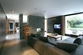 big room dividers interior design ideas a suspended tv wall and