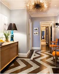 the allure of painted floors graphic and patterned floor ideas