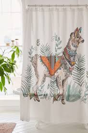 Zoological Shower Curtain by 162 Best Llama Stuff Plus The Occasional Alpaca Images On