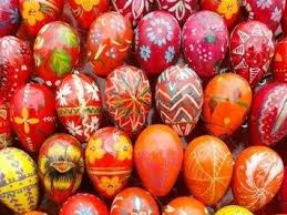 ukrainian decorated eggs behold ukrainian easter inedible eggs kcur