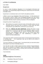 20 disciplinary letters templates hr templates free u0026 premium