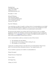 job letter template recommendation letter template