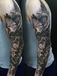 70 unique sleeve tattoos for aesthetic ink design ideas