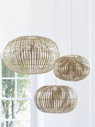 Pendant Light Shades Bamboo Pendant Lightshades