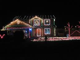 christmas lights in bend oregon