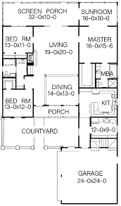 country style house plan 3 beds 2 baths 2152 sq ft plan 15 326