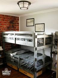 Kids Room Decor Ideas  Photos Shutterfly - The brick bunk beds