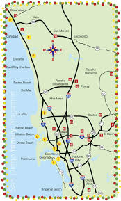 Trolley San Francisco Map by 29 Best Parking Biking Walking Images On Pinterest San Diego