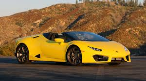 lamborghini minivan 2017 lamborghini huracán lp 580 2 spyder review the gentle giant