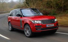 land rover red range rover svautobiography in the best possible taste