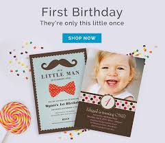 birthday announcements pricing discounts photo affections