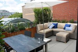 Rooftop Garden Design Roof Garden Design Home Design