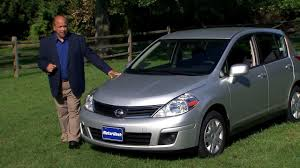 nissan versa is it a good car road test 2012 nissan versa youtube
