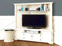 White Tv Cabinet With Doors Corner Media Cabinet Thedailygraff
