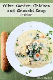 Olive Garden Family Meals To Go Copycat Olive Garden Chicken And Gnocchi Soup Recipe Moms Need