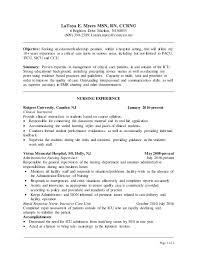 Pacu Resume Myers Msn Resume 2016