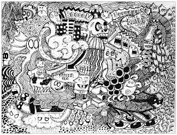 doodle lover by bon arts bon janapin coloring pages for adults
