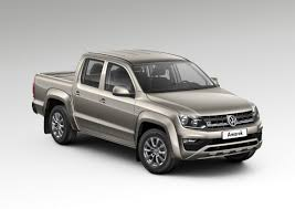 volkswagen truck diesel vw amarok gets new 201 hp v6 diesel canyon special edition