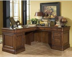 l shaped executive desk ideas cool with regard to popular house
