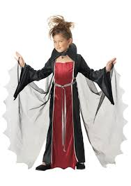 Halloween Costumes Toddlers Girls Vampire Costume Girls Halloween Costumes