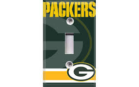 green bay packers lights green bay packers light switch cover by crazy8zdecor on etsy 6 99