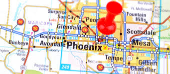 Map Phoenix Area by Get To Know Mclife Phoenix