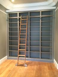 perfect sliding bookcase ladder 88 in laura ashley bookcases with