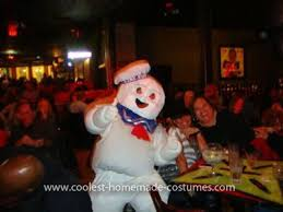 Stay Puft Marshmallow Man Costume 25 Melhores Ideias De Marshmallow Man Costume No Pinterest