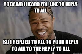 Reply Memes - reply all reply all meme fml replied all again pinterest meme