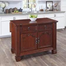home styles americana kitchen island home styles country comfort aged bourbon kitchen island with