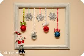 24 days of day 12 diy ornament frame sweet tea