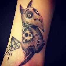 tim burton inspired tattoos pictures to pin on pinterest tattooskid