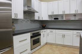 kitchen cabinets white shaker commercial cabinets kitchensbyus