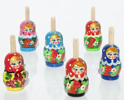 Toothpick Holders Toothpick Holders National Crafts Of Russia For Sale