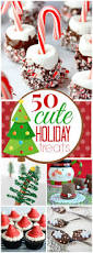 50 cute christmas treats 50th holidays and food
