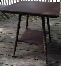 used face frame table for sale claw foot table ebay