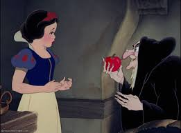 image snow white witch apple jpg disney wiki