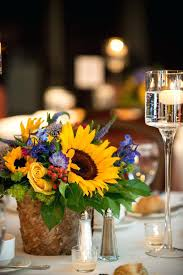 table centerpieces with sunflowers 43 best bridal shower centerpieces images on pinterest table bright