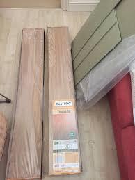 used easiloc floor master laminate flooring in cm1 chelmsford for