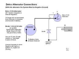 wiring diagram for 1 wire delco alternator u2013 readingrat in delco